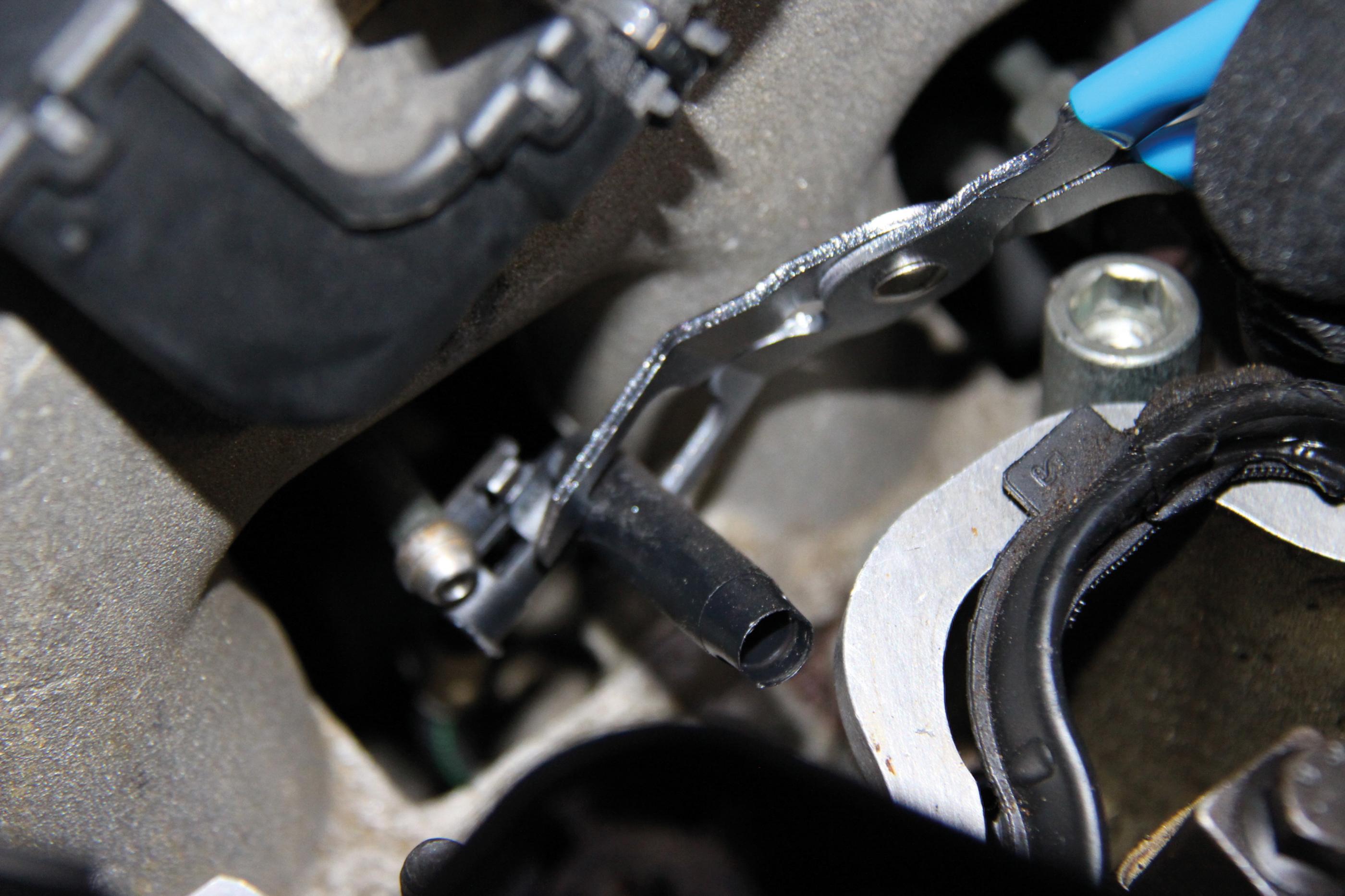 Glow Plug Socket Pliers | angled | for Opel / Vauxhall 1.7 Diesel