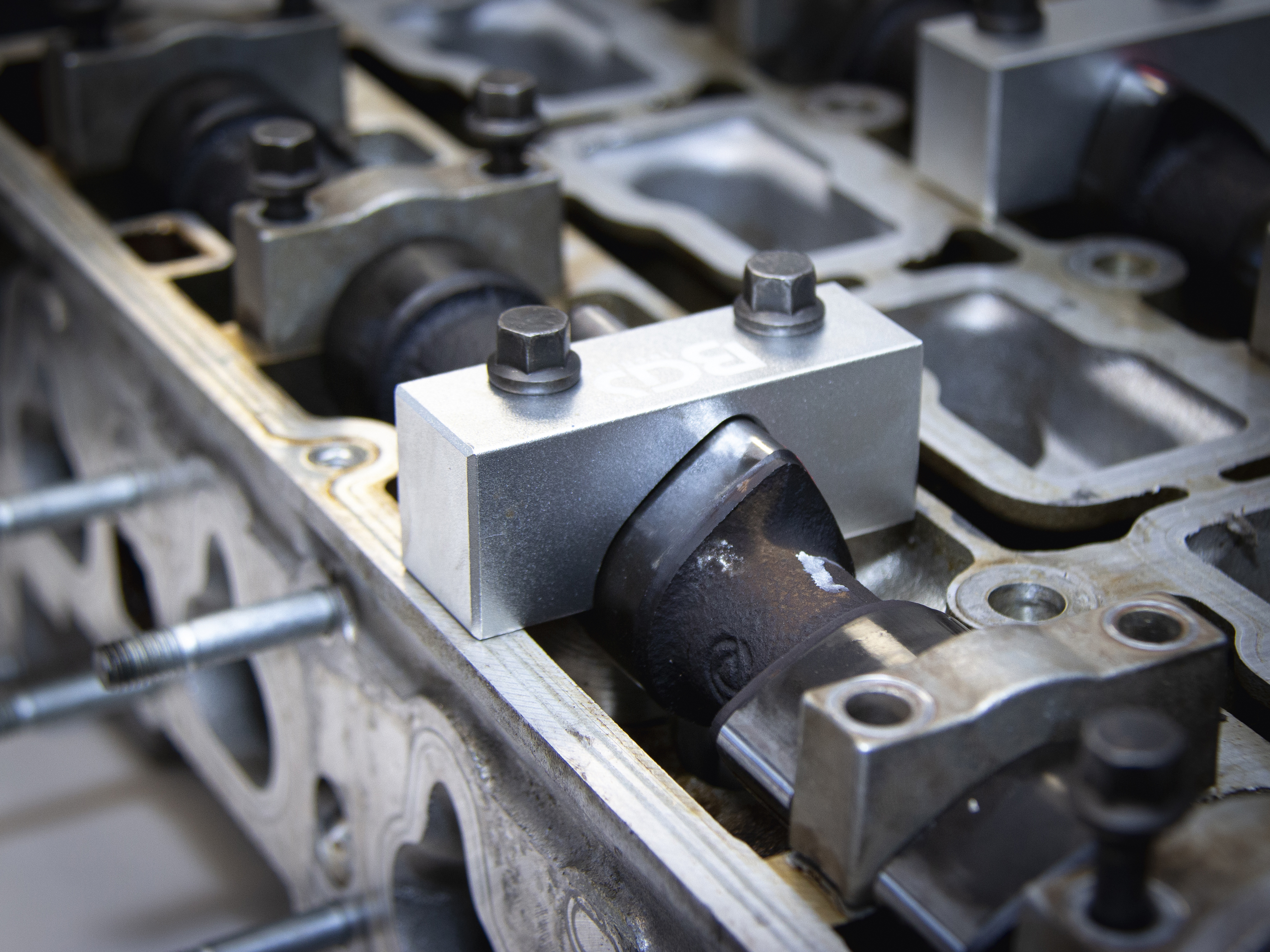 Tool Tray 1/6: Camshaft Locking Tool Set | for Alfa Romeo 147 1.6 105 HP