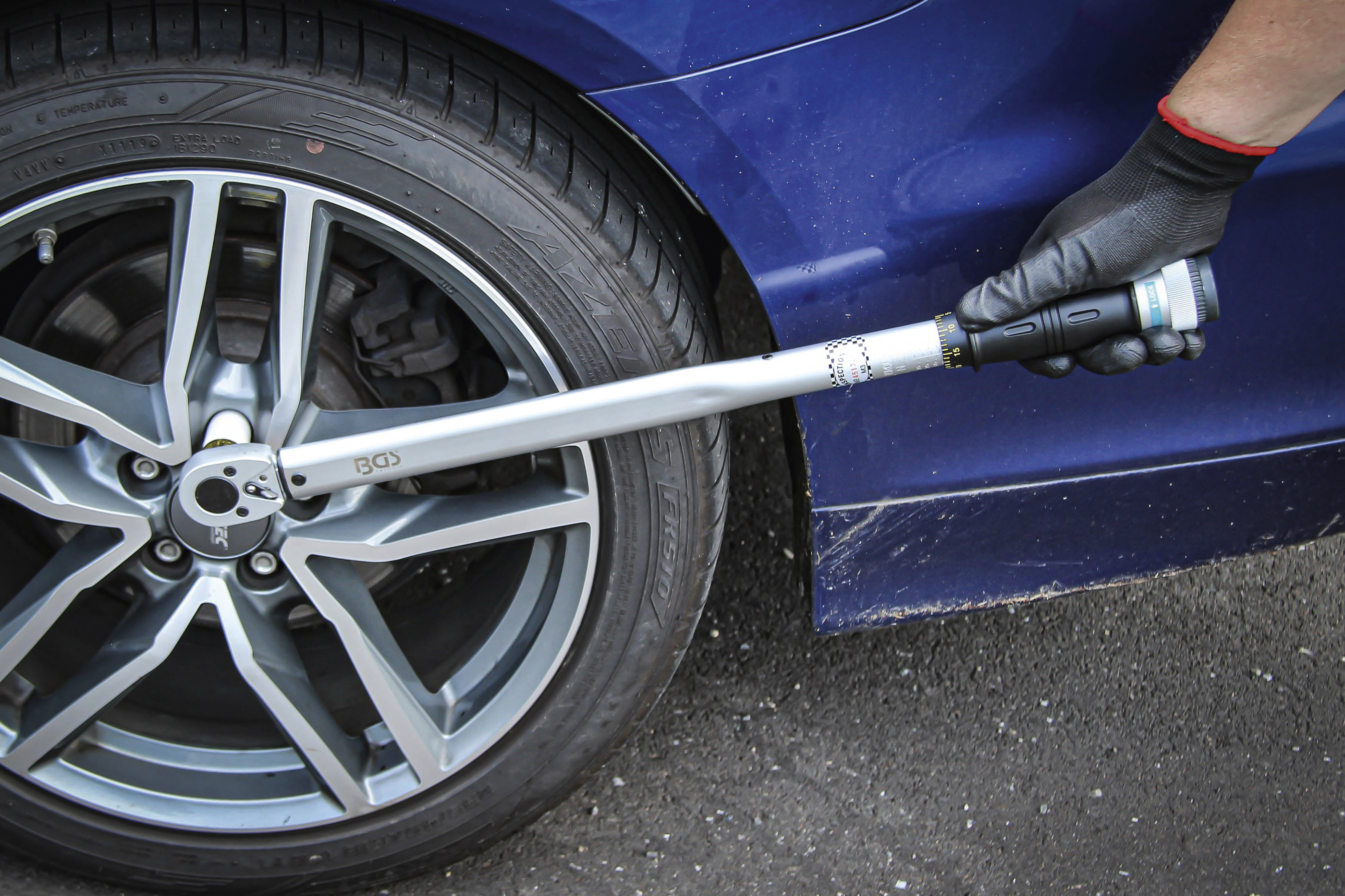 """Torque Wrench   10 mm (3/8"""")   20 - 110 Nm"""